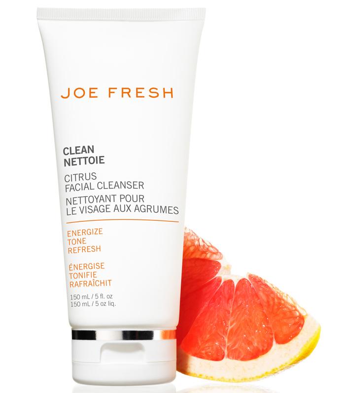 joe fresh cleanser
