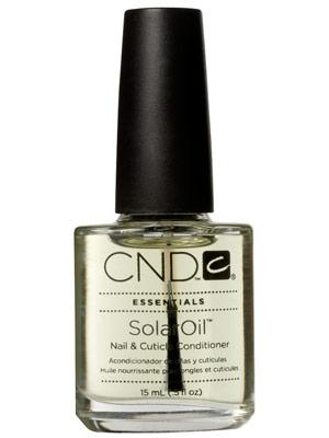 Nail oil treatment