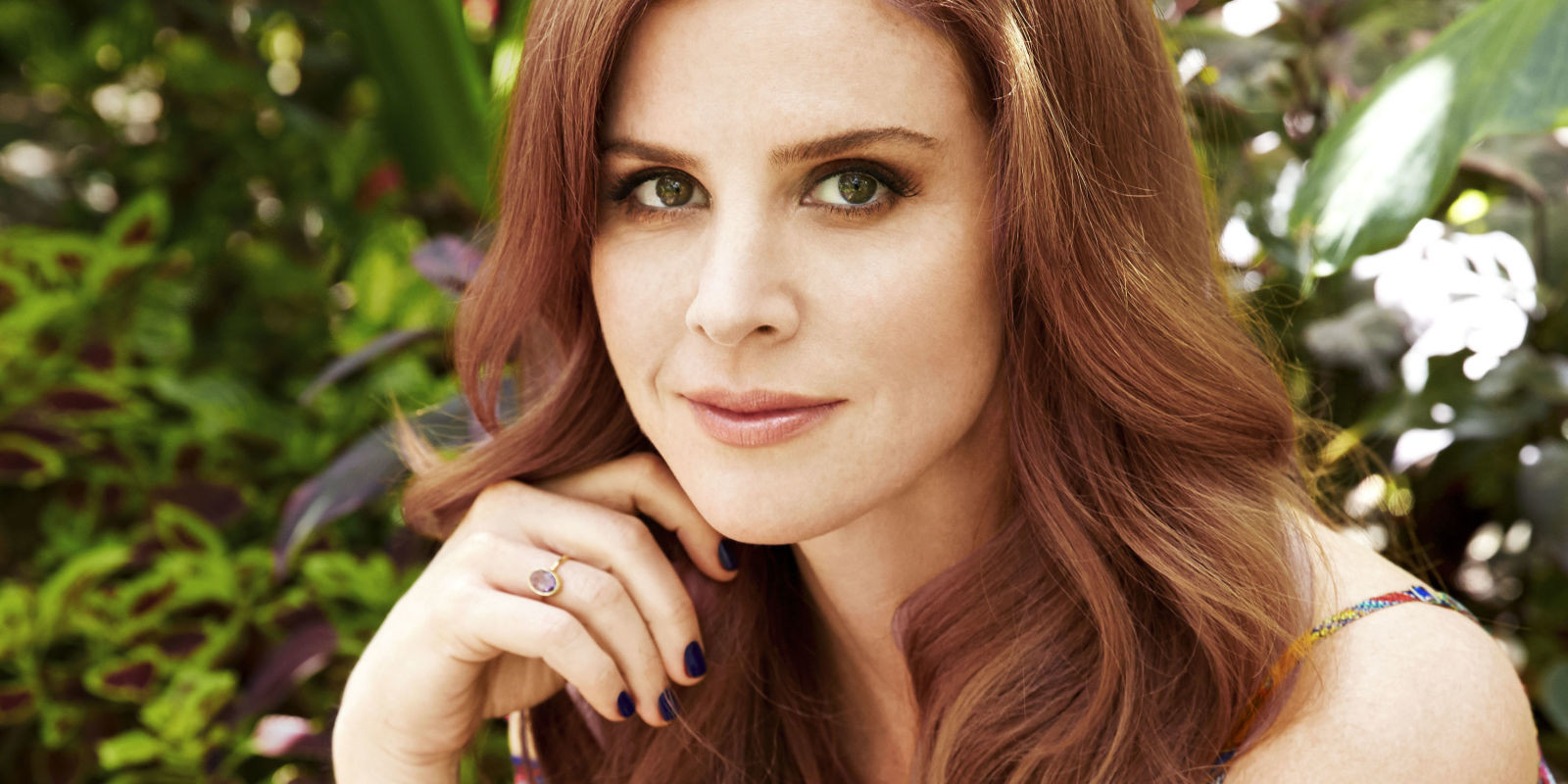 sarah rafferty daughter