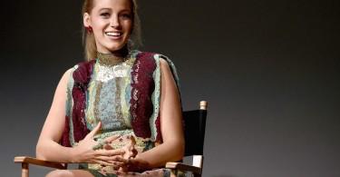 "Apple Store Soho Presents Meet The Filmmaker: Blake Lively, ""Age of Adaline"""
