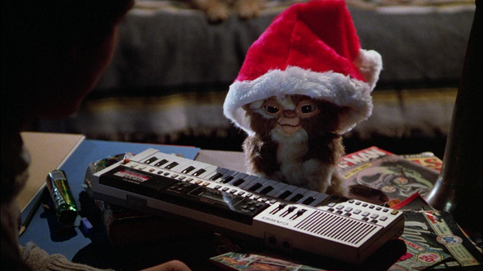Новый год что то на пианино