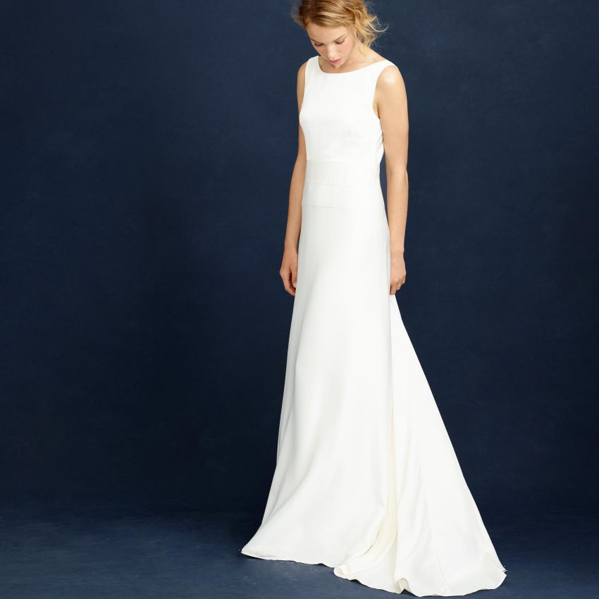 Gowns For A Wedding: 5 J.Crew Gowns Perfect For A Winter Wedding