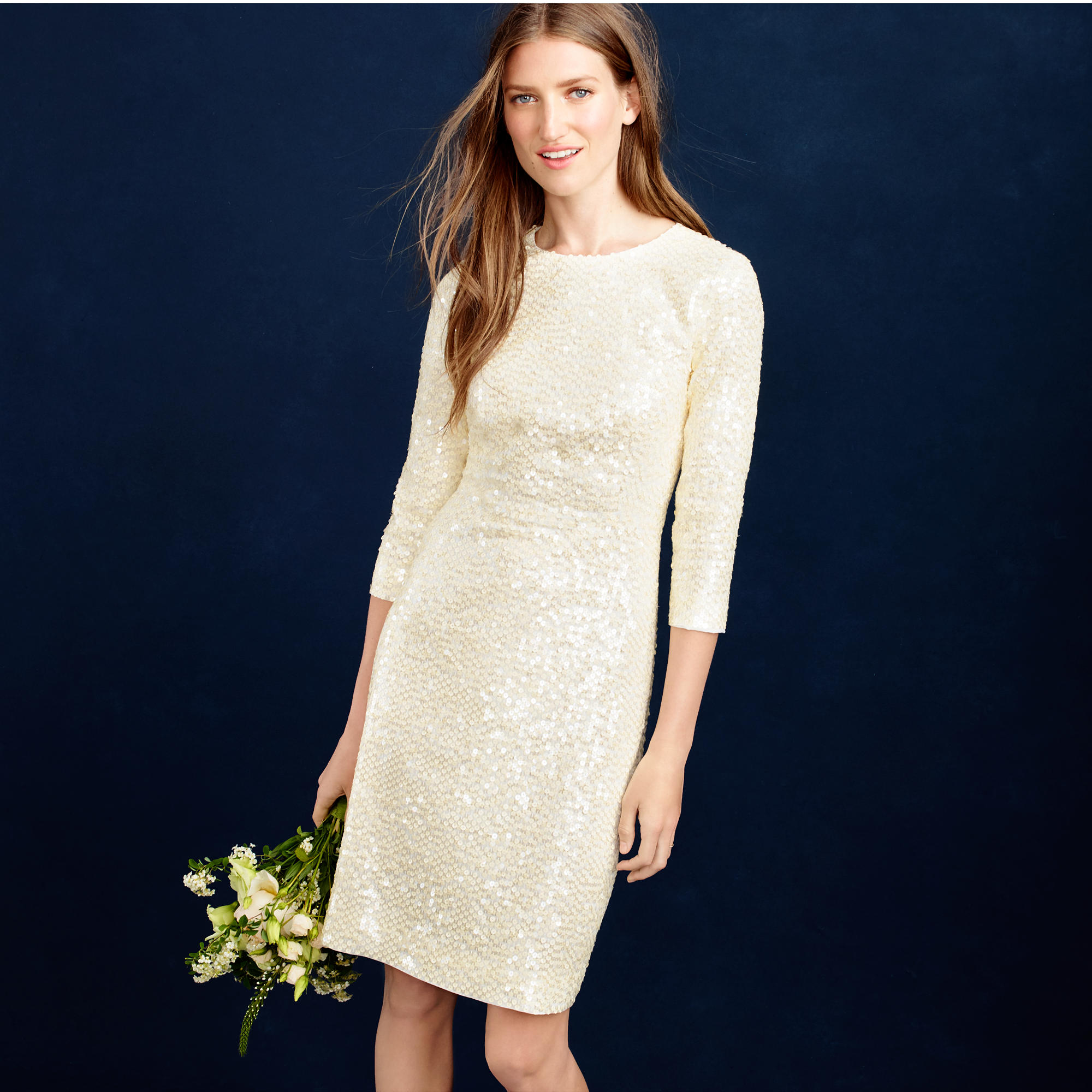 5 J.Crew Gowns Perfect For A Winter Wedding