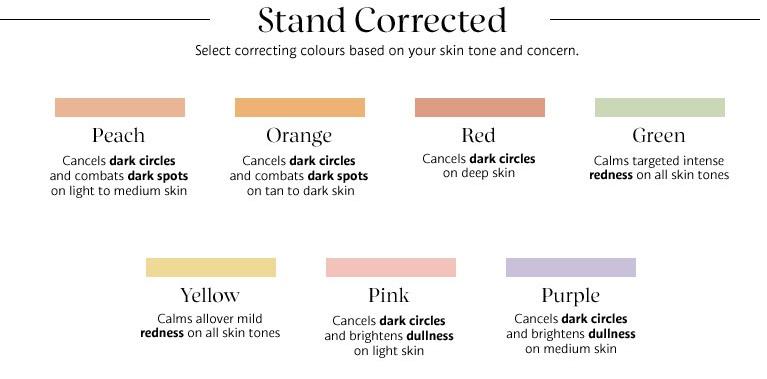 Sephora Color Correcting