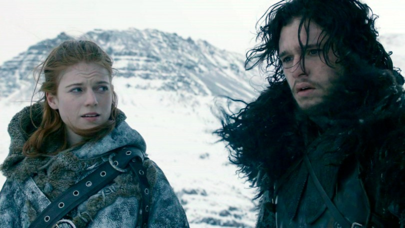 Image result for Ygritte and jon snow