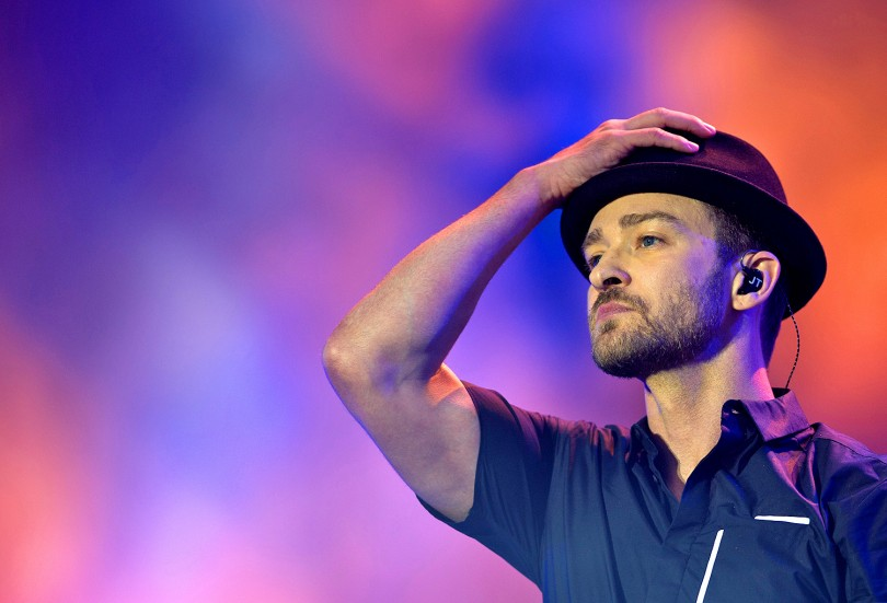 Why is Justin Timberlake Still Wearing a Fedora  - 29Secrets 7db64d50d55