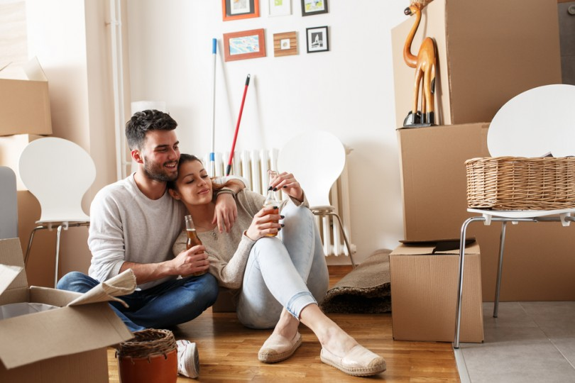 How long dating before moving in together