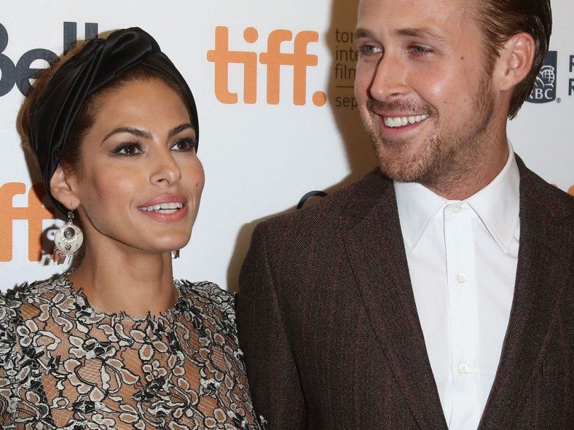 Love Isn't Dead (Yet): Ryan Gosling and Eva Mendes are ...