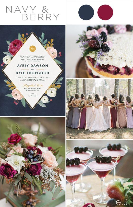 Wedding Theme Color Palette Gallery - Wedding Decoration Ideas