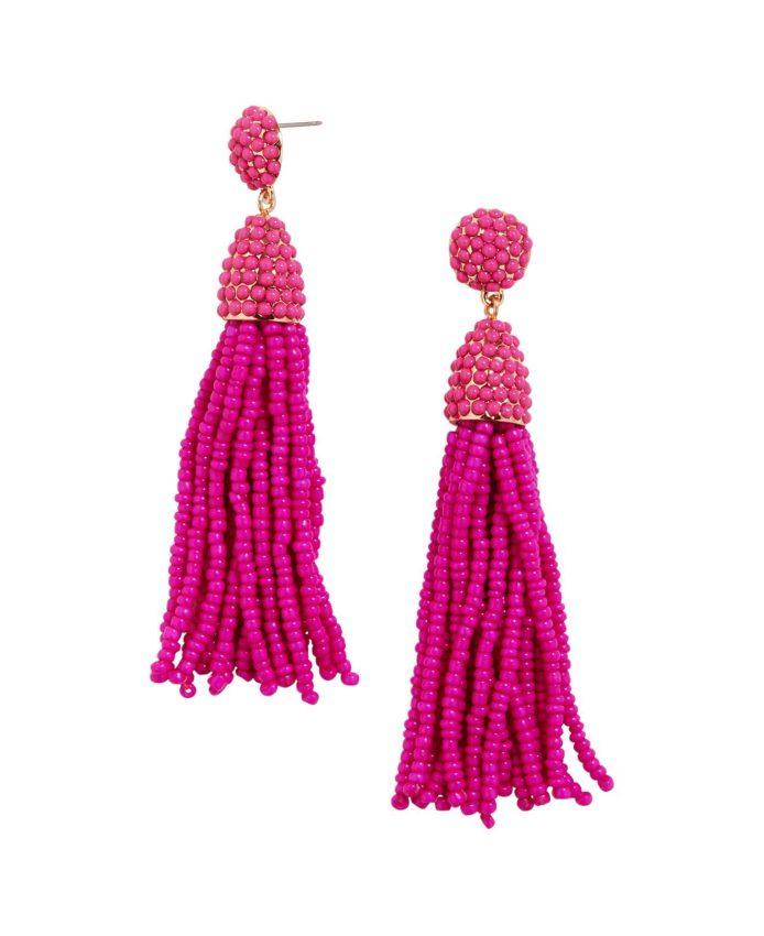 Bauble Bar Tassel Earrings