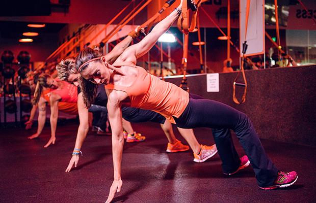 Orangetheory Fitness Classes