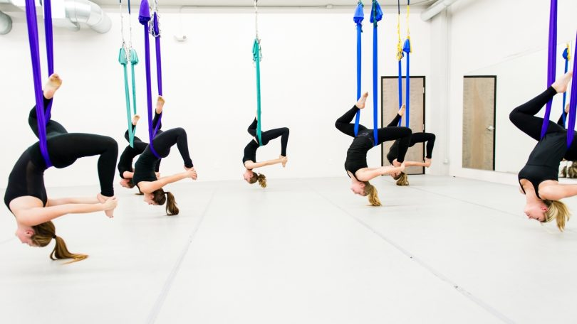 Get Out Of A Fitness Rut With These Colourful   Fun Exercise Classes ... 7c96c40b314