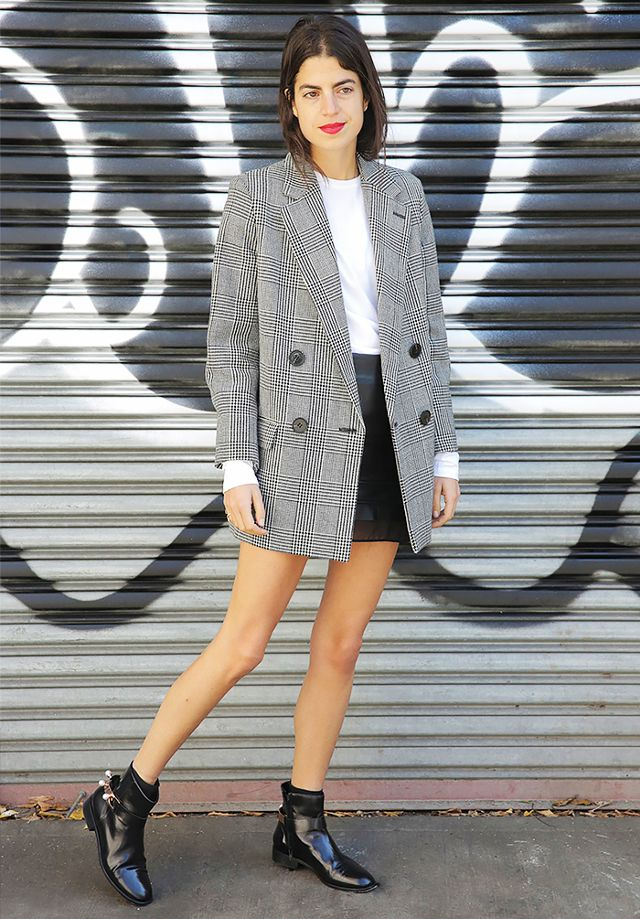 69909ea0ede06 Whether you're looking for wallet-friendly or splurge-worthy options, we've  tracked down some incredible check blazers that will have you feeling like a  ...