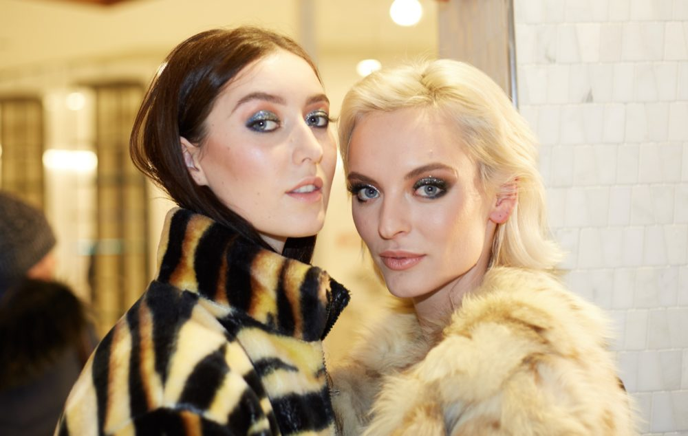 Toronto Fashion Week Day One: Backstage Beauty for Lucian