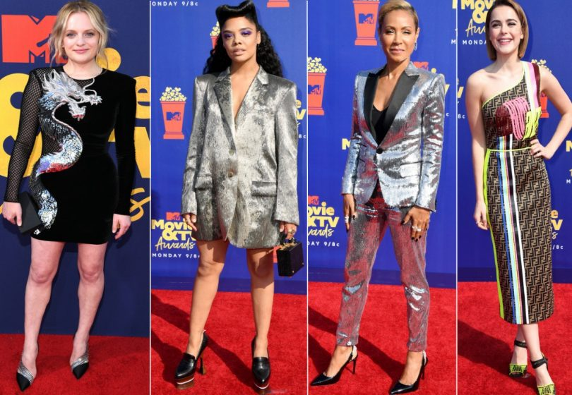 Best Dressed Mtv Awards 2019 Best Dressed At MTV Movie & TV Awards 2019 Red Carpet   29Secrets