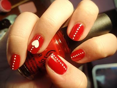 Valentine S Day Nail Art 29secrets