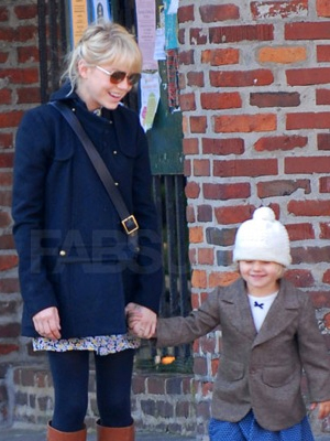 5 Best Jackets - Pea Coat Michelle Williams