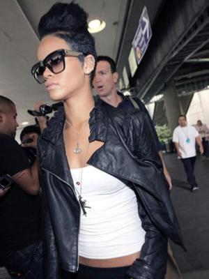 Best Jacket - Leather Rihanna