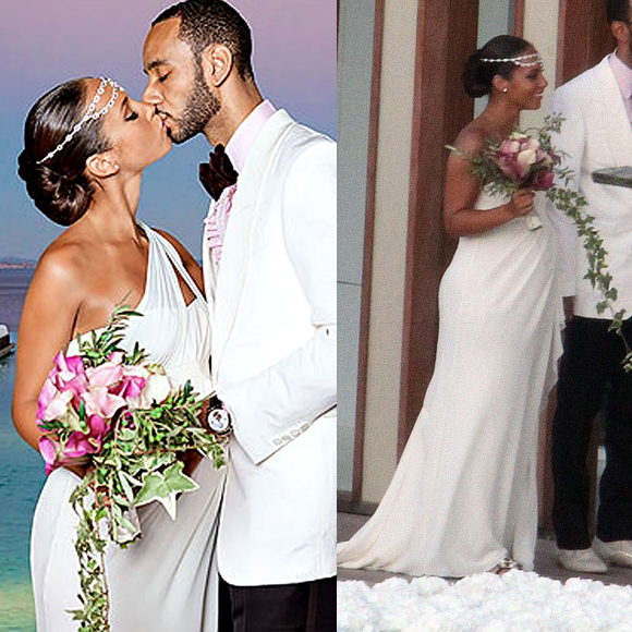 Our Favourite Celebrity Bridal Looks
