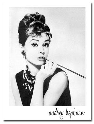 Style Icon- Audrey Hepburn