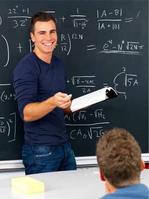 Dating a male teacher