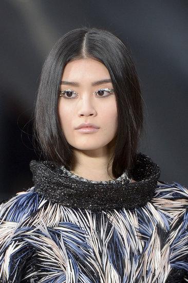 Chanel Fall 2013 Hair