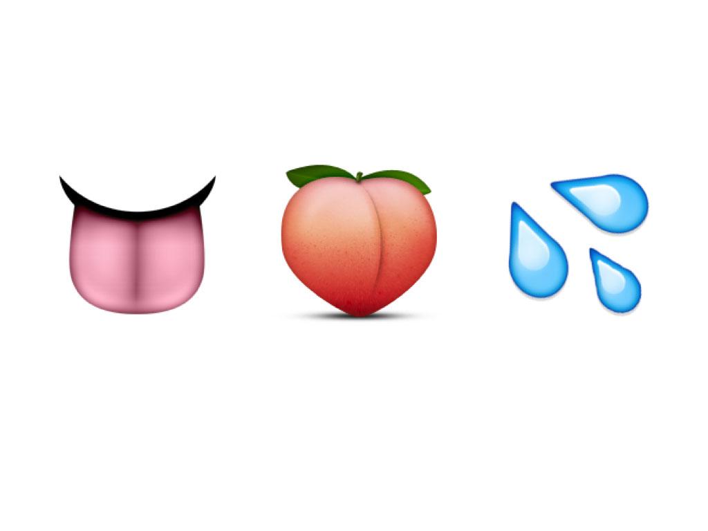 Emoji sexting ideas