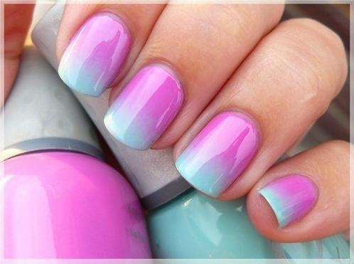 3 easy diy nail art tutorials 29secrets nails were done until i stumbled upon this great tutorial and had to try it myself it was much easier than i thought missjenfabulous made it so simple prinsesfo Choice Image