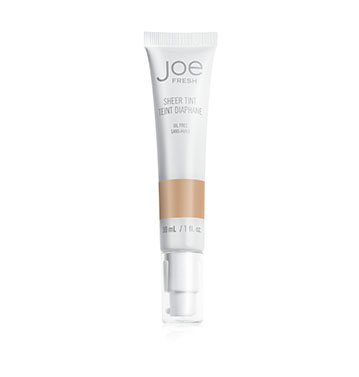 Joe Fresh Sheer Tint Makeup