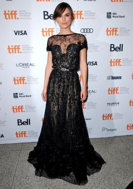 Keira Knightley at TIFF