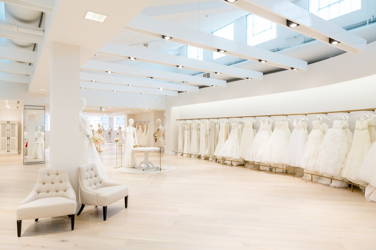 New York City Bridal Shop Kleinfeld Opens In Toronto