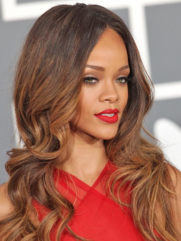 The Many Shades Of Rihanna 226 S Hair 29secrets