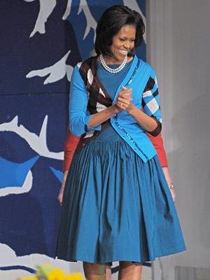 Style Icon 2010 Michelle Obama