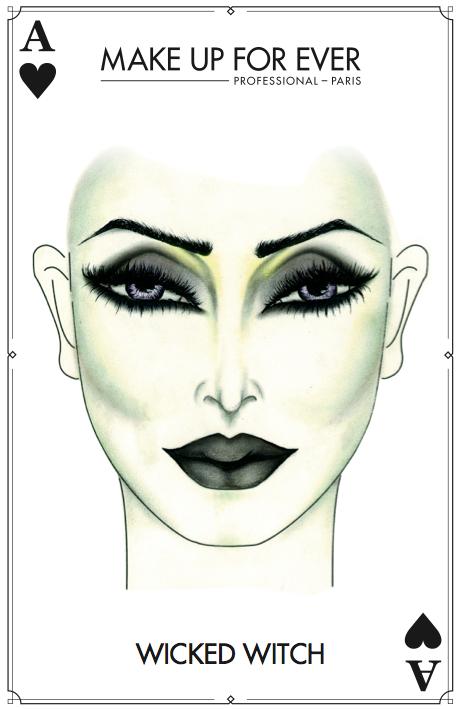 4 Wicked Halloween Makeup Tutorials 29secrets
