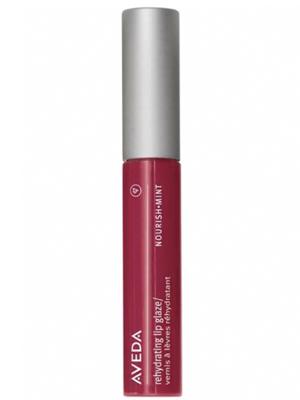 Aveda's Nourish-mint Rehydrating Lip Glaze