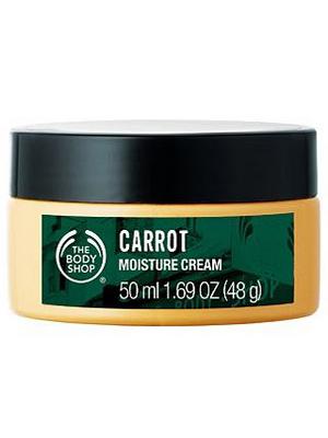 Body Shop Carrot Moisture Cream