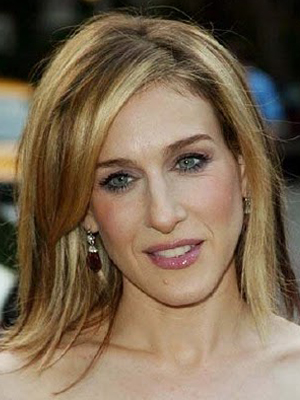 Long bob hairstyles 2018 round face