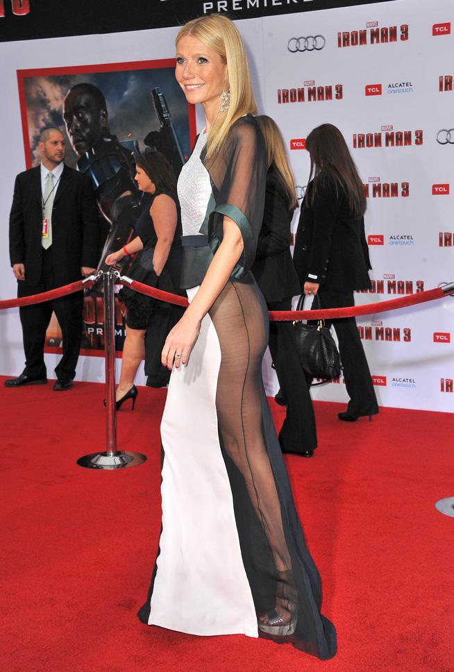 Gwyneth Paltrow in Antonio Berardi