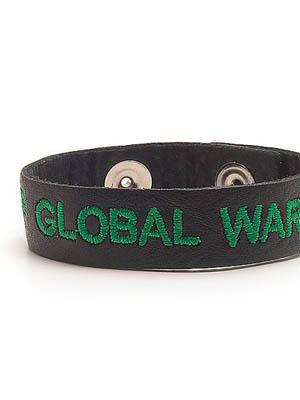Roots Global Warming bracelet