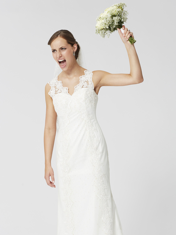 How To Deal With A Bridezilla 29secrets
