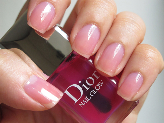 Clear Nail Polish Pink Tint Best Nail Designs 2018