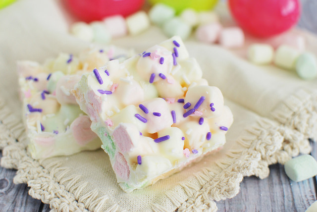Homemade easter candy gifts for your friends 29secrets this springy pastel coloured bark is ridiculously easy to make theres only one bowl and 3 ingredients required all of which are pretty much entirely negle Gallery