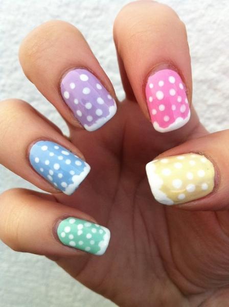 10 Easter Nail Art Ideas 29secrets