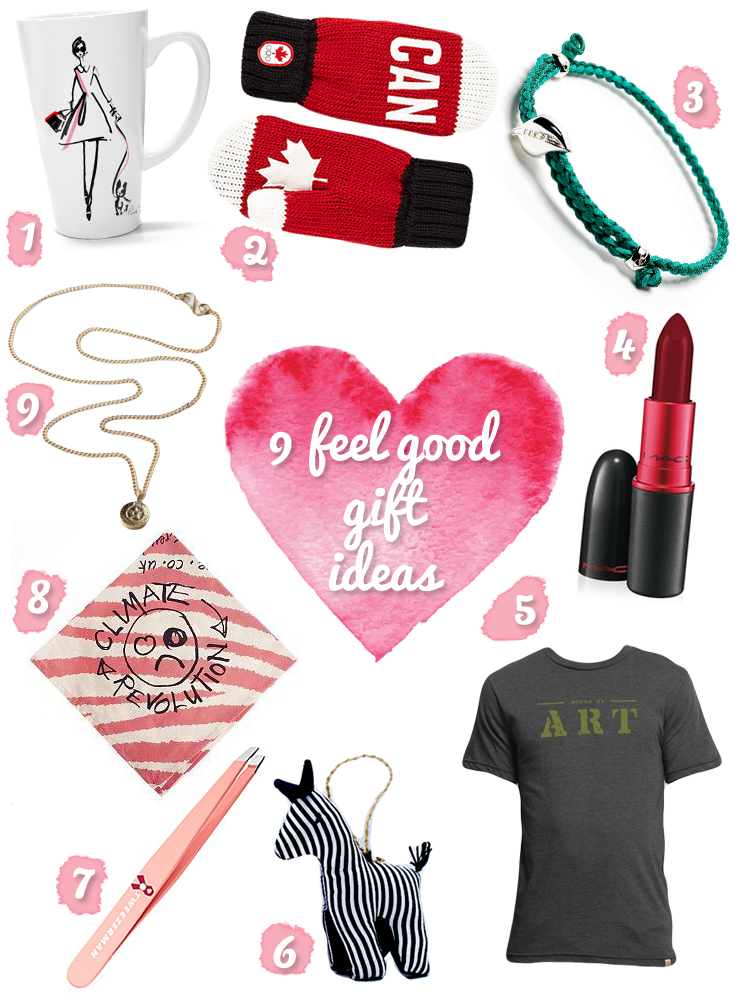 9 Feel Good Gift Ideas