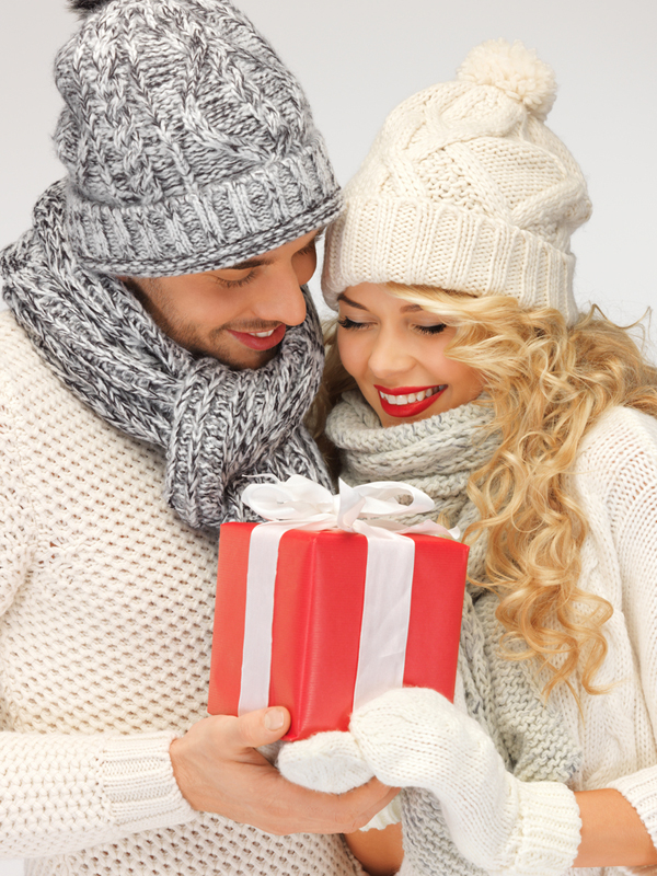 Christmas gifts for girl just started dating