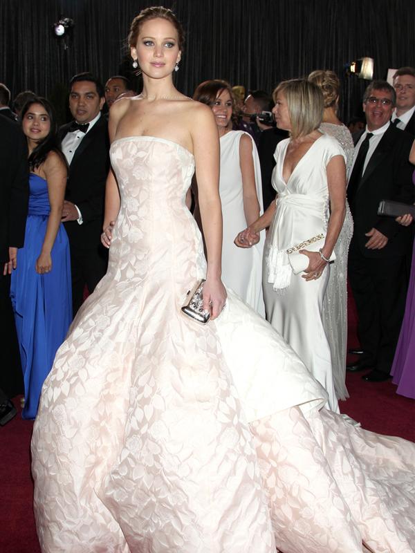 Jennifer Lawrence Loves Photoshop