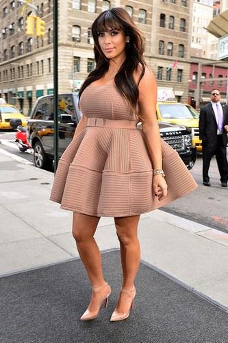 Plain Maternity Dress