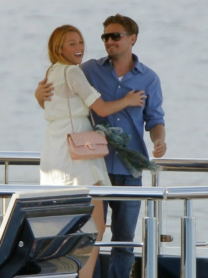New Couple Alert Blake Lively And Leonardo Dicaprio Head To