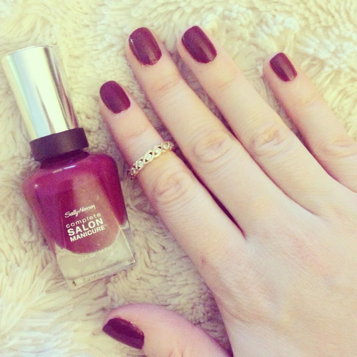 Beauty Panel Review: Sally Hansen Complete Salon Manicure - 29Secrets