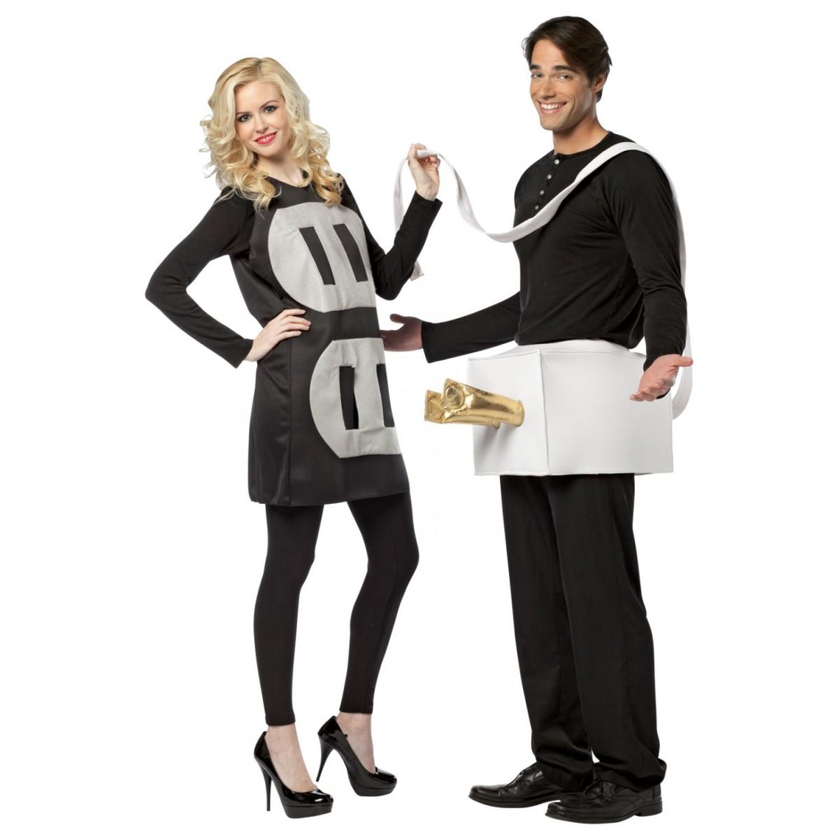 6 cute halloween costumes for couples 29secrets. Black Bedroom Furniture Sets. Home Design Ideas